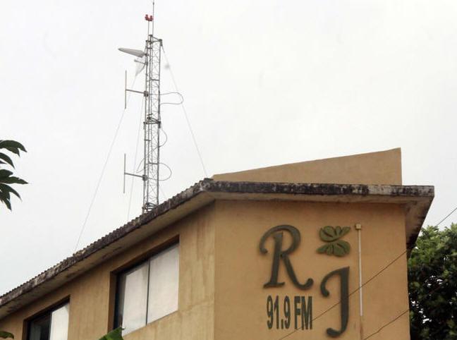 Resultado de imagem para Radio jubilar em são tomé